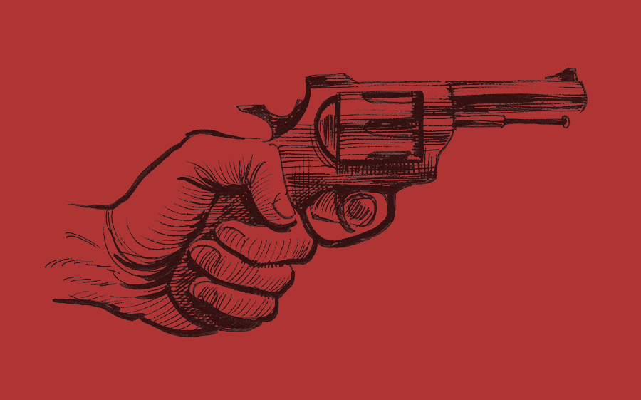 Illustration for the The A6 Murder