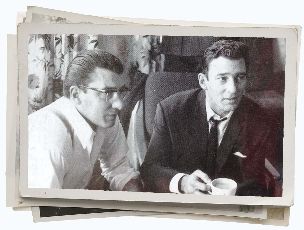 Another pile of photos from The Kray Twins