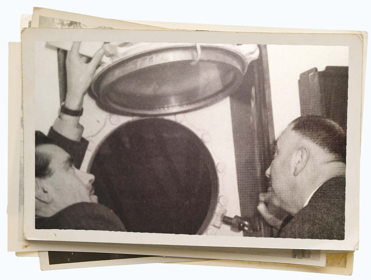 Another pile of photos from The Porthole Murder