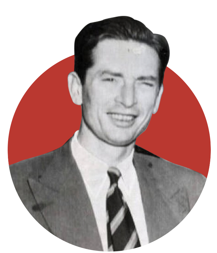 Headshot for the Harry Oakes Murder