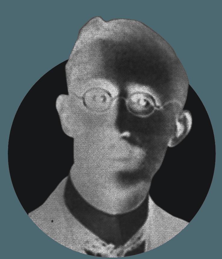Headshot for the Julia Wallace Murder