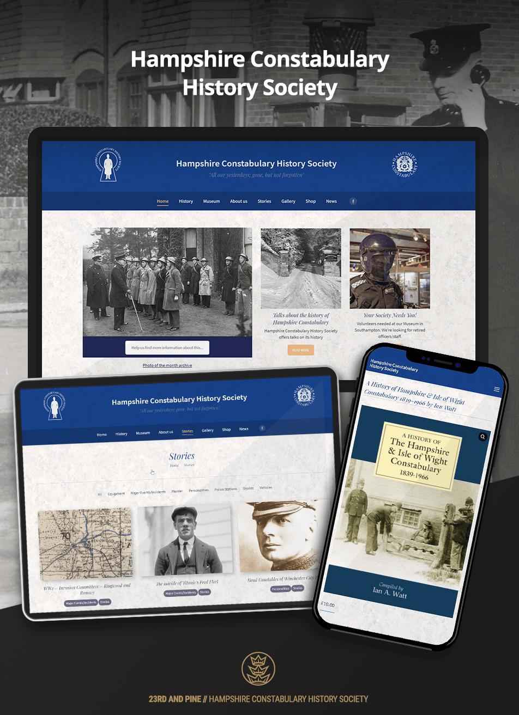 Hampshire Constabulary History Society